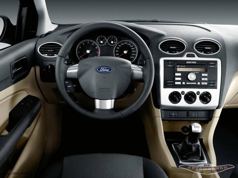 allworldauto.ru Ford Focus 4D 1.8 TDCi